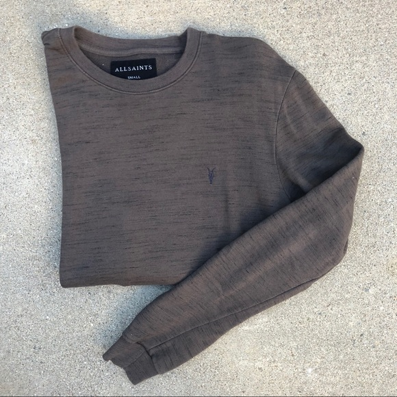 All Saints Other - Allsaints crew neck sweater